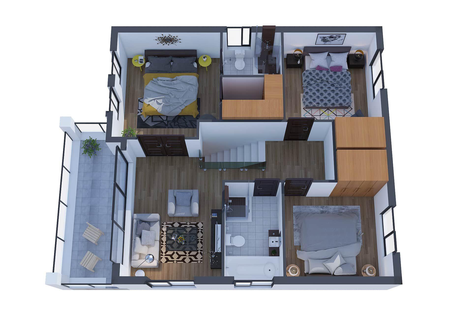 5906-FloorplanSecondFloor